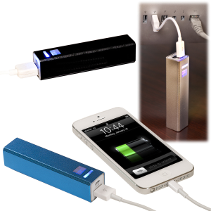 Emergency Mobile Charger 2,200 mAh