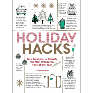 Holiday Hacks (Easy Solutions to Simplify the Most Wonderful Time of the Year)